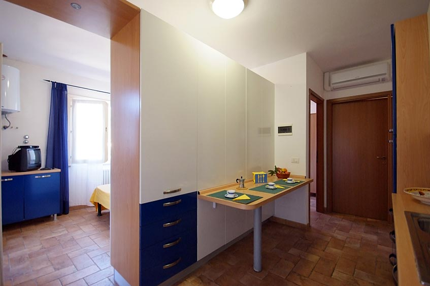 A 3-roomed apartment